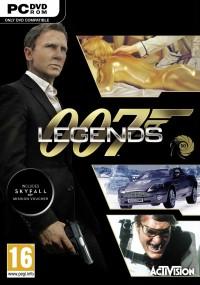 007 Legends (2012) plakat