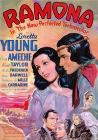 Ramona (1936) plakat