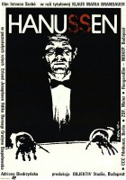 plakat - Hanussen (1988)