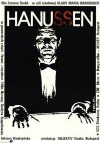 Hanussen (1988) plakat