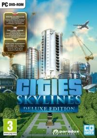 Cities: Skylines (2015) plakat