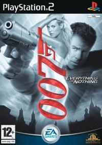 James Bond 007: Everything or Nothing (2003) plakat