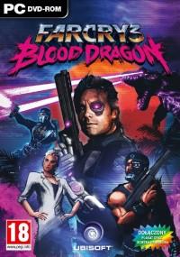 Far Cry 3: Blood Dragon (2013) plakat