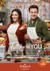 Falling for You (2018) plakat