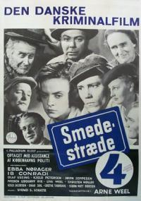 Smedestræde 4 (1950) plakat