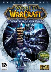 World of Warcraft: Wrath of the Lich King (2008) plakat