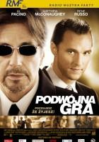 plakat - Podwójna gra (2005)