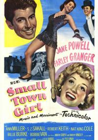 Small Town Girl (1953) plakat