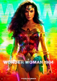 Wonder Woman 1984 (2020) plakat