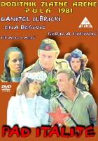 plakat - Upadek Italii (1981)