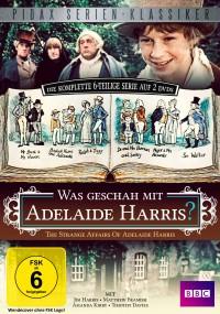 The Strange Affair of Adelaide Harris (1979) plakat