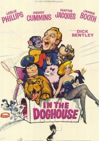 Wszystko dla psów (1961) plakat