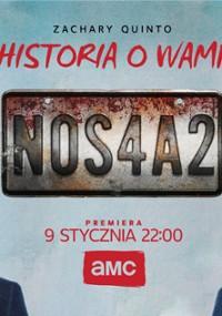 NOS4A2 (2019) plakat