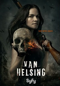 Van Helsing (2016) plakat