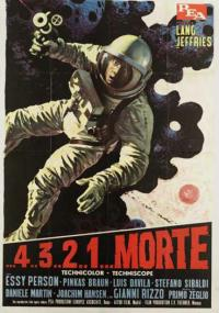 ...4 ...3 ...2 ...1 ...morte (1967) plakat