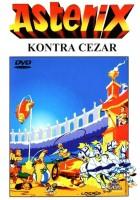 plakat - Asterix kontra Cezar (1985)