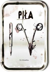 Piła IV (2007) plakat