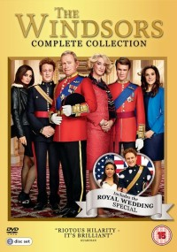 The Windsors (2016) plakat
