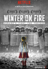 Winter on Fire (2015) plakat