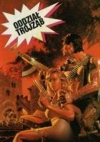 Oddział trójząb (1988) plakat
