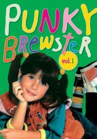 Punky Brewster (1984) plakat