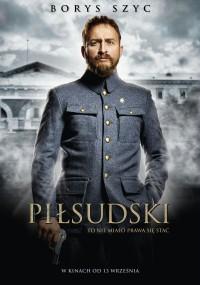 Piłsudski (2019) plakat