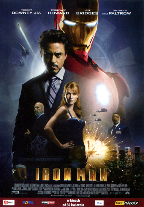 Iron Man online Zalukaj PL