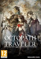 plakat - Octopath Traveler (2018)