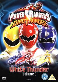 Power Rangers Dino Grzmot (2004) plakat