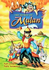 The Secret of Mulan (1998) plakat