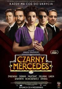 Czarny Mercedes (2019) plakat