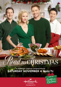 Road to Christmas (2018) plakat