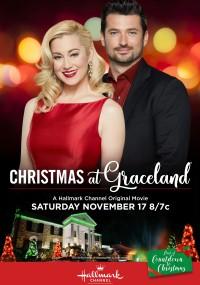 Christmas at Graceland (2018) plakat