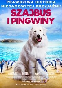 Szajbus i pingwiny (2015) plakat
