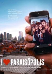 I Love Paraisópolis (2015) plakat