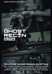 Ghost Recon Alpha: Żołnierz przyszłości według Toma Clancy'ego