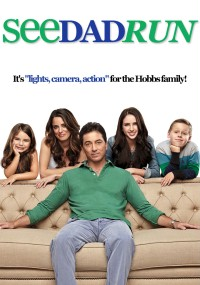 Zagrać tatę (2012) plakat