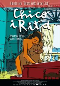 Chico i Rita (2010) plakat