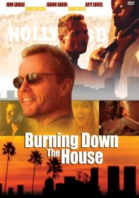 Burning Down the House (2001) plakat