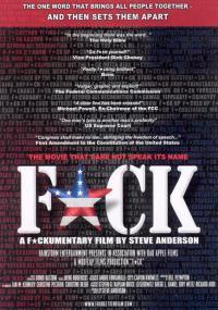 Fuck (2005) plakat
