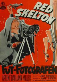 Watch the Birdie (1950) plakat