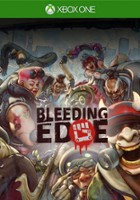 plakat - Bleeding Edge (2020)