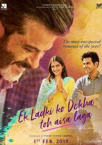 Ek Ladki Ko Dekha Toh Aisa Laga (2019) plakat