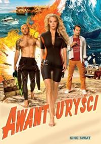 Awanturyści (2014) plakat