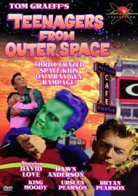 Nastolatki z kosmosu