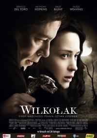 Wilkołak (2010) plakat