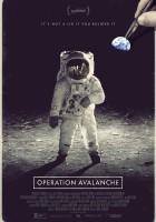 plakat - Operacja Avalanche (2016)