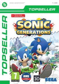 Sonic Generations (2011) plakat