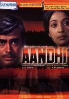 Aandhi (1975) plakat