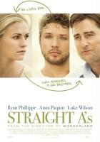 plakat - Straight A's (2013)